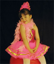 Preschool Dancer